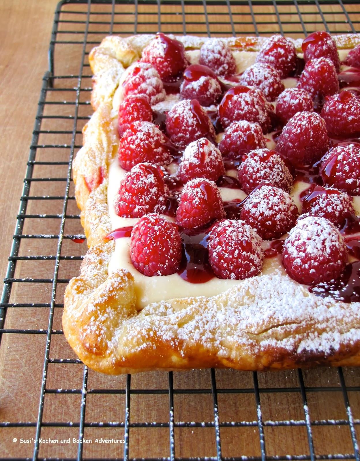 Susi's Kochen Und Backen Adventures: Rustic Raspberry ...