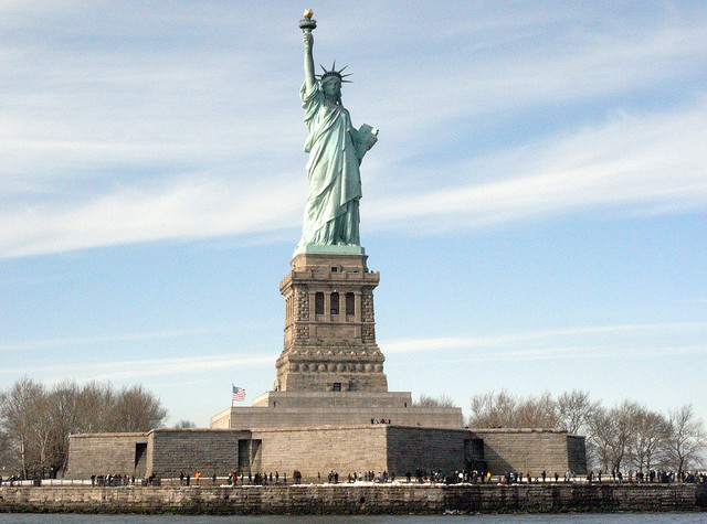 The World's Five Best Landmarks - Statue of Liberty
