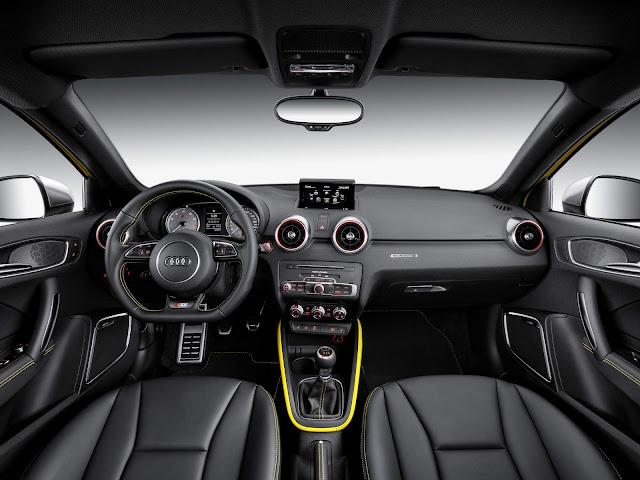 novo Audi A1 2015