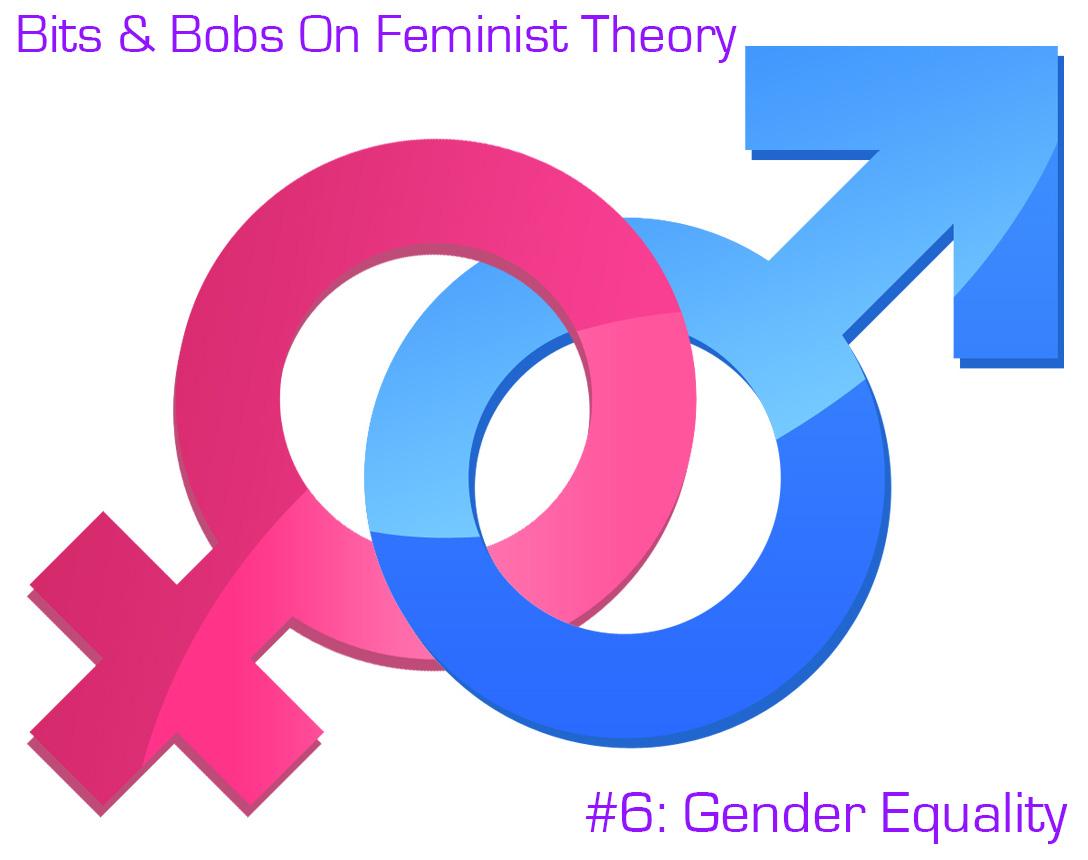 Gender Equality Poster Words
