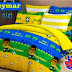 Sprei Neymar Brazil Handmade