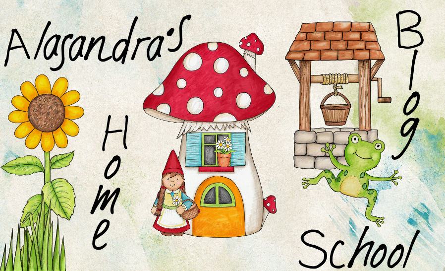 Alasandra's Homeschool Blog