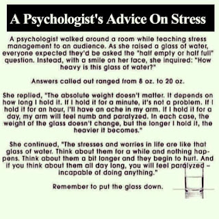 The best psychologycal stress description and advice to deal with it