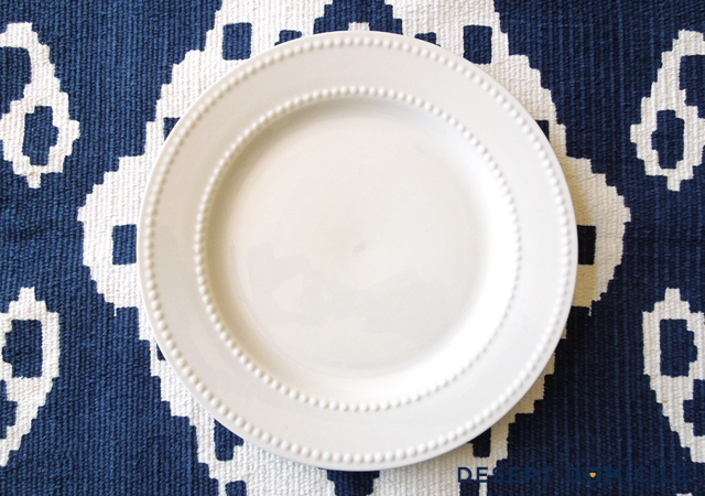 That description may not conjure up the most beautiful plates and bowls but I\u0027m here to prove you wrong! & Dollar Store Dinnerware   Desert Domicile
