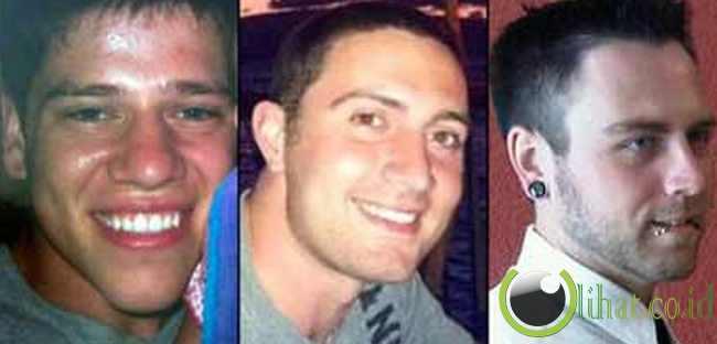Tiga orang pria melindungi kekasihnya dari penjahat gila sebagai ganti nyawa mereka