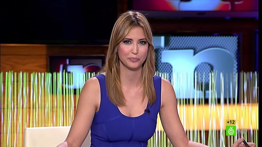 SANDRA SABATES, EL INTERMEDIO (04.06.13)