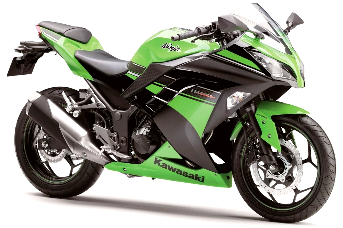 Kawasaki New Ninja 250 Injection ABS