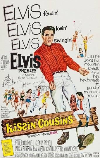Kissin' Cousins (1964) tainies online oipeirates