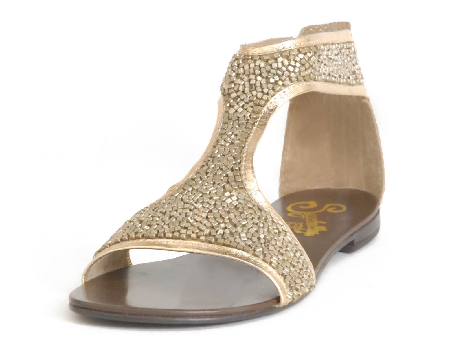 Amazing While Accessories Designer Yvonne Kon&233 Specializes In Midheel Sandals And