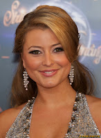 Holly Valance Strictly come dancing Launch Show at BBC in London