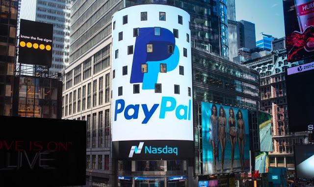 PayPal estabelece novo recorde mundial