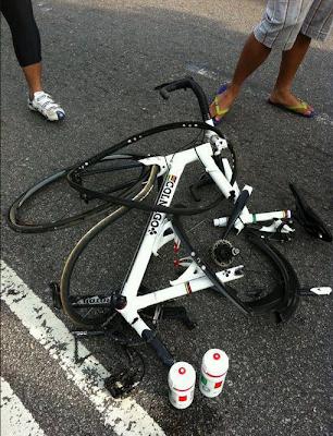 Penunggang Basikal Mati