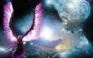 Angel digital fantasy art pictures