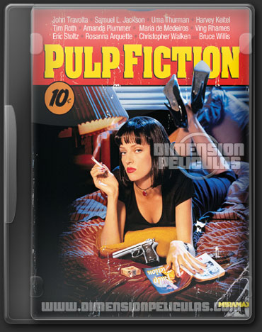 Pulp Fiction (BRRip HD Ingles Subtitulada) (1994)