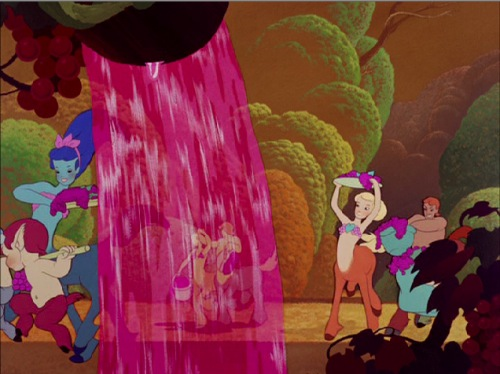 Wood nymphs in Fantasia 1940 animatedfilmreviews.filminspector.com