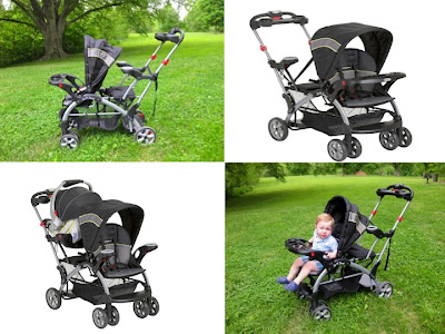 Baby Trend Car Seat Base And Stroller