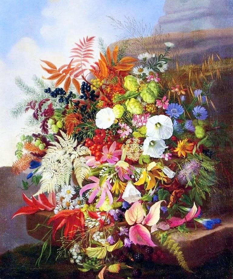 centros-florales-al-oleo