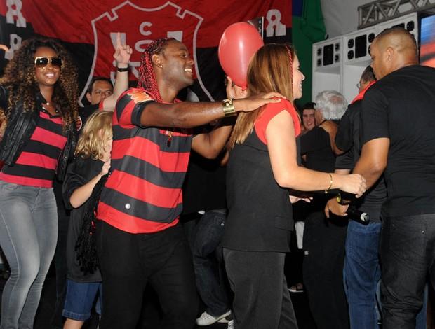 Crise no Flamengo