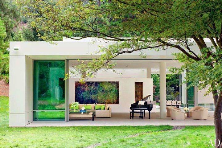 Tips Bangun Rumah Berkonsep Green Architecture