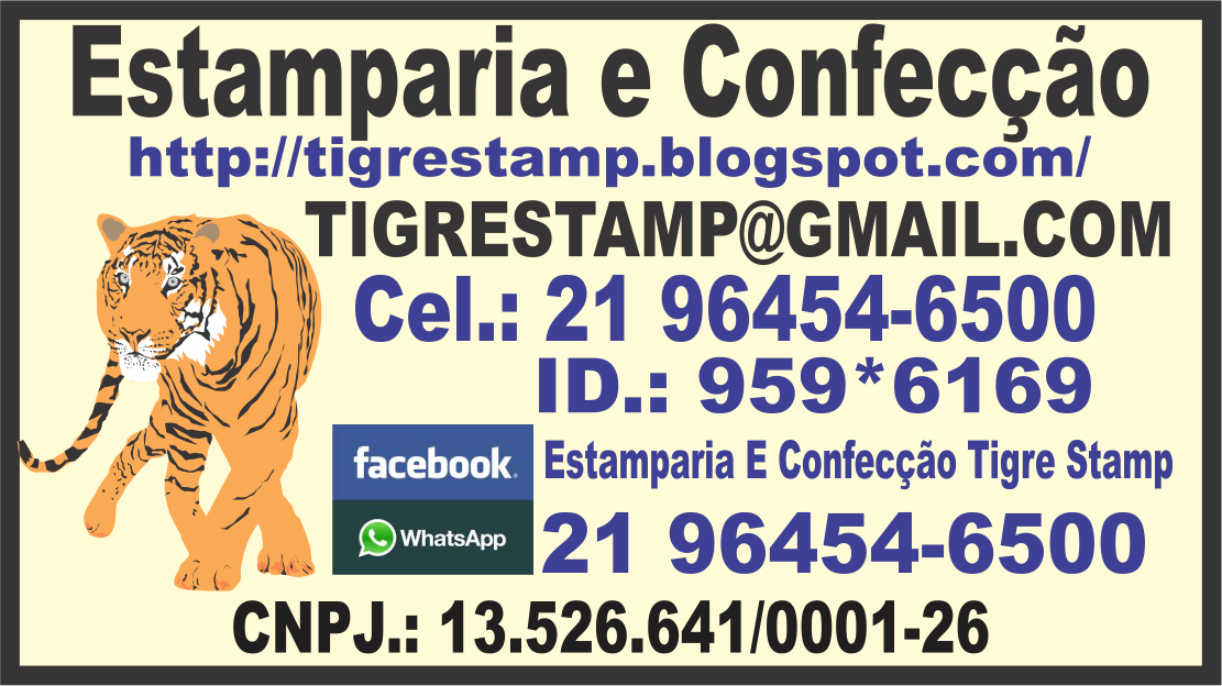 Estamparia Tigre Stamp