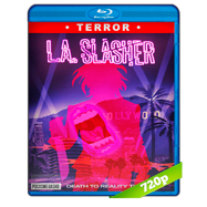 L.A Slasher (2015) BRRip 720p Audio Ingles 5.1 Subtitulada