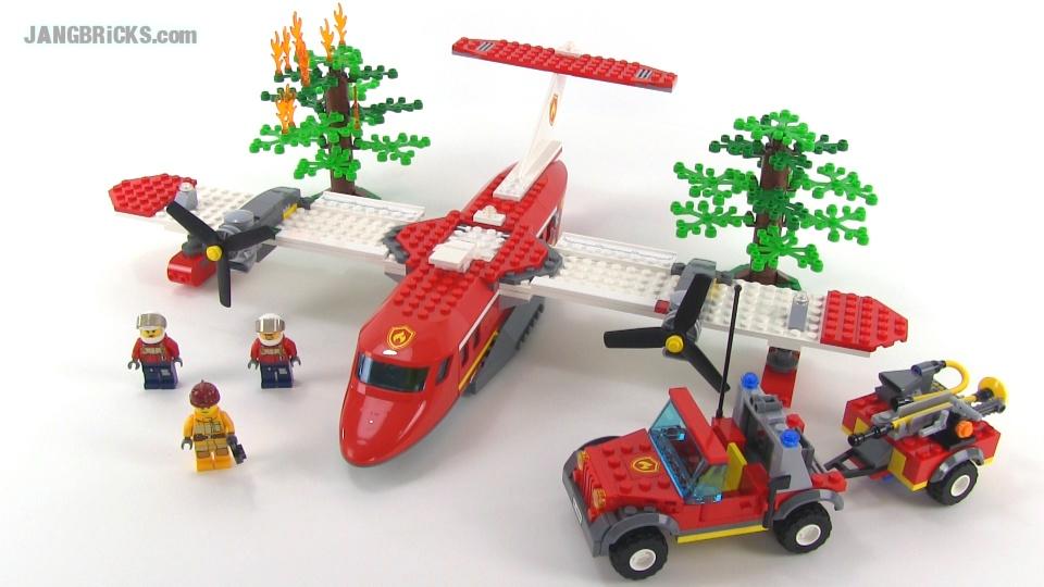 lego polizei flugzeug