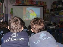 1º - Videos en el aula - 2012