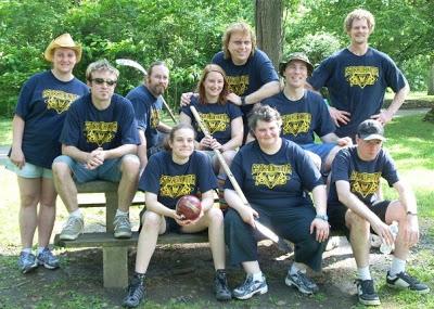 Max Quidditch Team