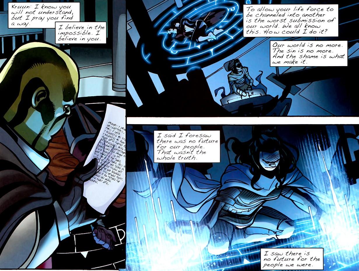 X-men Supreme: June 2011