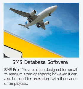 State safety program (SSP) software to monitor airline, airports SMS programs