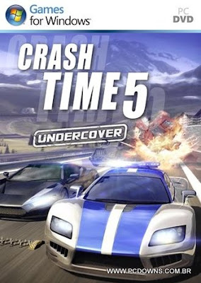 Crash Time 5: Undercover PC Cover