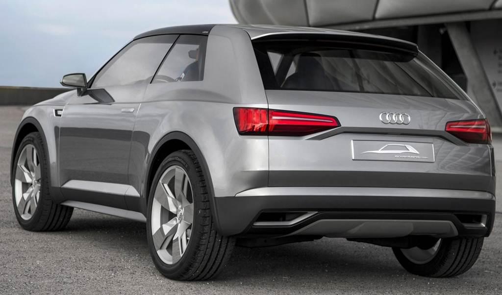 Novo Audi Q1 Chega Em 2016 Fabrica 231 227 O Na Alemanha Car