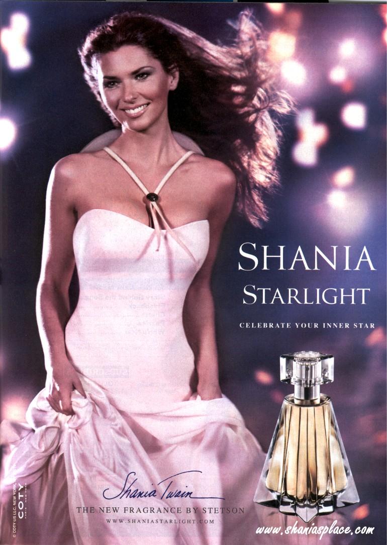 Thebeautyaddicts 1257 Shania Twain Starlight Coffret Set