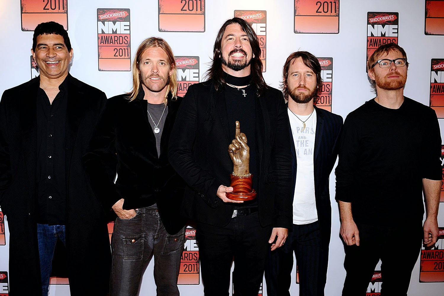 foo fighters award