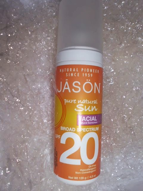 Protector Solar Facial FPS 20