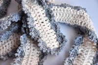 Pattern: Crochet Skinny Scarf