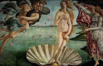 """La conciencia de Afrodita – Diosa alquímica portadora de visión – Fragmento de """"Las Diosas de Cada Mujer """" de Jean Shinoda Bolen"""