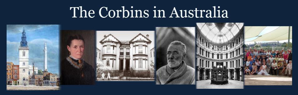 The Corbins in Australia