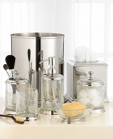 Apothecary Pewter Accessories Collection, Restoration Hardware