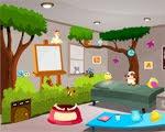 Modern Cartoon Room Escape