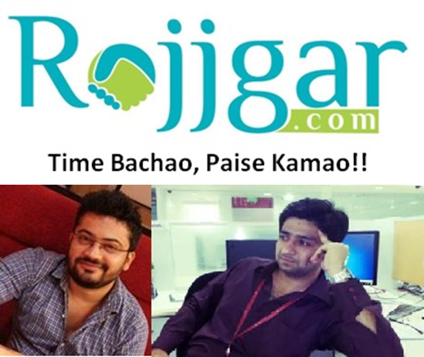 INTERVIEW WITH ROJJGAR FOUNDERS VIMAL & KARAN