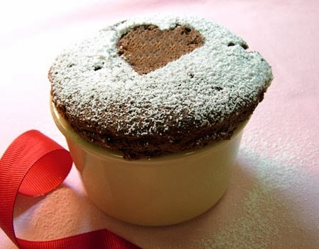 chocolate soufflé recipe