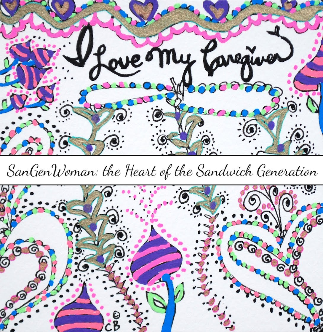~SanGenWoman: the Heart of the Sandwich Generation~