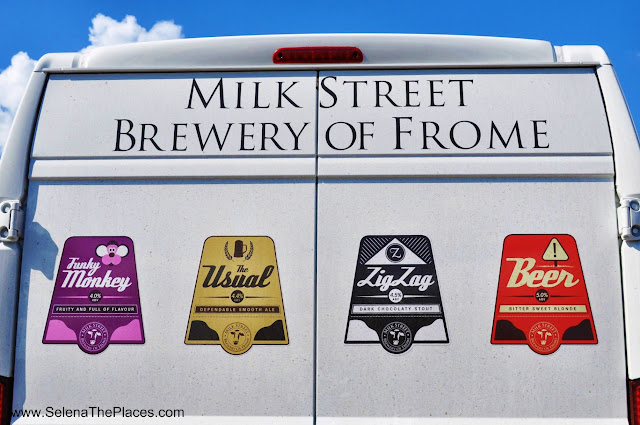 Milk Street Brewery of Frome