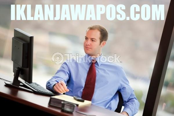 Jawa Pos Iklan Lowongan Kerja