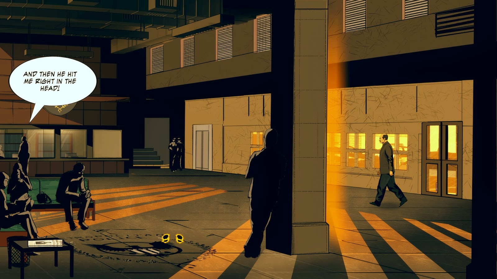 Crime noir game review