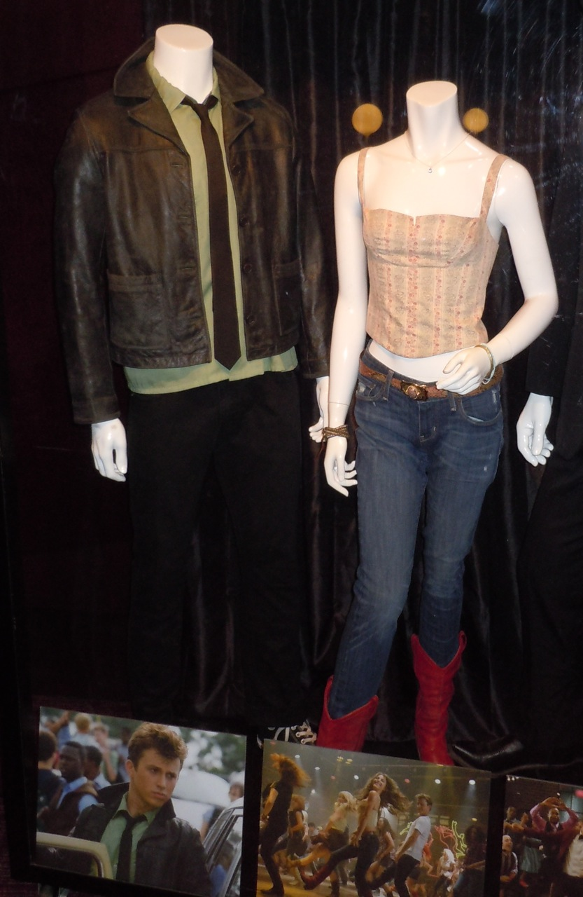 kenny wormald and julianne hough footloose remake costumes