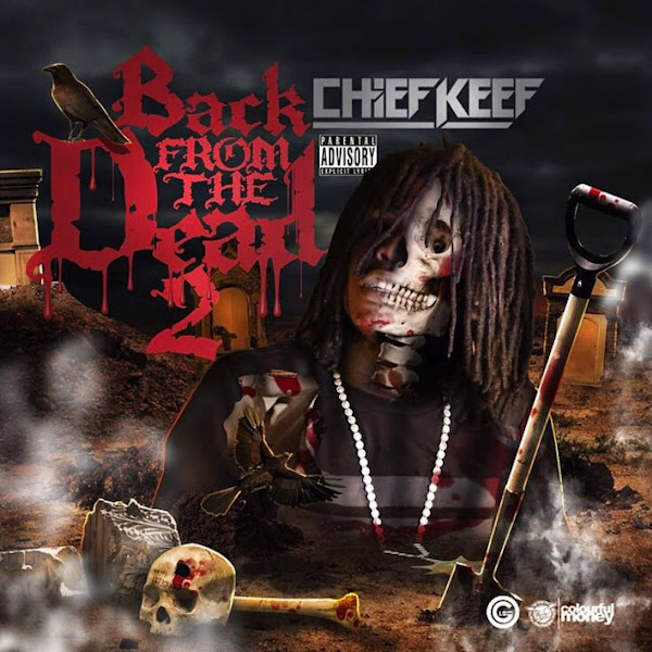 Chief Keef - Back from the Dead 2 Cover