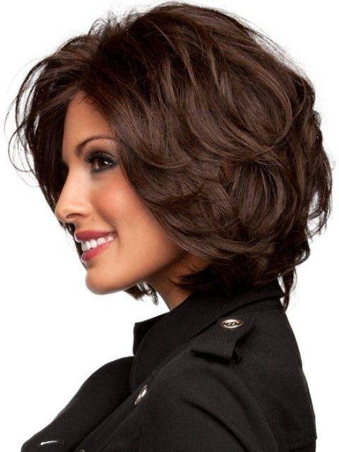 Medium hairstyles: 61 Fun Styles to Make Medium Hair Fun Again ...
