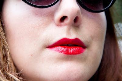bold Lip Colors- Lipstick and Chiffon